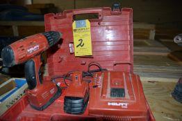 Hilti SF 121A Cordless Hammer Drill