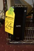 APC Back-UPS XS1500 Battery Backup