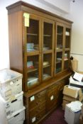 """Buffet and Hutch Top, 5'6"""" W x 6'6"""" H"""