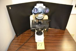 Nikon Eclipse E400 Microscope, SN: 652748