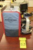 Olympus Microscope, SN: 967200