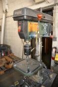 """14"""" Grizzly Bench Top Drill Press, G7943 with R5 Rapmatic Tapping Head"""