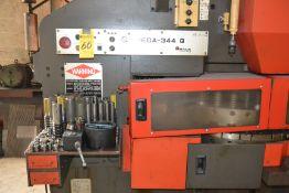 33-Ton Amada Pega 344Q Turret Punch Press