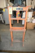 """12 Ton Hydraulic Bottle Jack with """"H""""-Frame Press"""