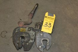 1-Ton Plate Clamp