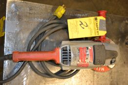 Milwaukee No. 6065 Heavy Duty Angle Grinder