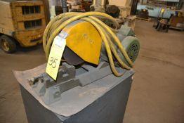 K1 Abrasive Chop Saw