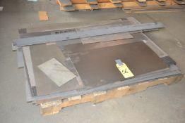 LOT - Sheet & Mesh Metal Material