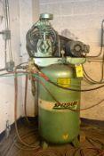 Speedaire 5HP Upright Air Compressor