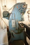50 Ton Federal Power Punch Press