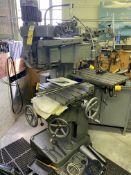 Deckel Pantograph Engraver KF1 Duplicating Machine