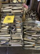 LOT - Assorted Steel Bits & Boring Bars