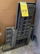Deckel Table Attachment #3015-1384