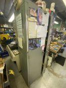 Double Door Metal Storage Cabinet