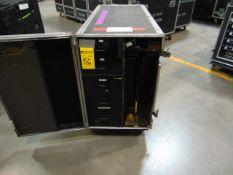 SPKR HW L-A DV-DOSC FLYBAR DV-BUMP W/ROAD CASE, 2 x DV EXTENSION & 2 DV EXTENSION 2