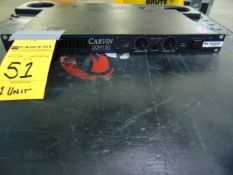 AMP CARVIN DCM150