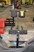 Hammer Strength Leg Machine