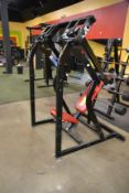 Hammer Strength Iso-Lateral Shoulder Press