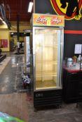 Spartan SGM-26RV 1-Door Glass Beverage Refrigerator,