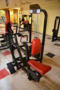 Life Fitness Seated Row