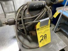 Bench Top Motor Drill