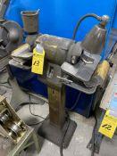 Baldor Double-End Tool Grinder #522 On Pedestal