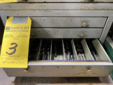 Drill Cabinet with Letter Drills