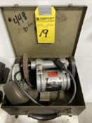 Themac Type J40 No. 5057 Tool Post Grinder