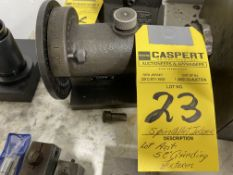 """LOT - Assorted 5 C"""" Grinding Fixtures Spin Collet Indexer"""