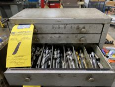 Drill Cabinet with Fractional Drills