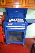 Kobalt Rolling Cabinet