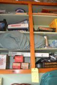 Lot - Manuals, Muffler Clamps & Supplies
