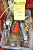 Lot - Pneumatic Tools