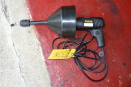 Brass Craft BC110 ES Hand Held Electric Snake
