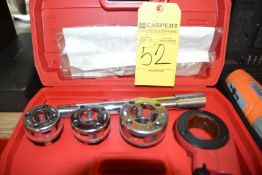 Central Forge Pipe Threading Kit