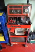 SnapOn MT1552 AVR Starting & Charging Tester