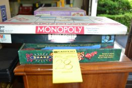 Lot - Assorted Board Games
