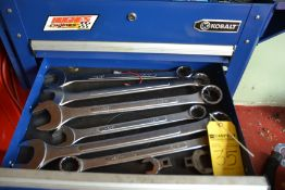 Lot - Assorted Wrenches & Pressure Test Equipment