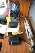 Cameras - Polaroid One Step 600, Polaroid Colorpack II