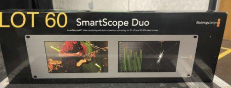 2019 Blackmagic Smart Scoop Duo, SN: 4962843
