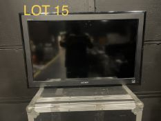 Sony 32inch monitor, M: UN32EH5300F, SN: Z4SS3CFD909573P