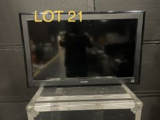 Sony monitors 32 inch, M: KDL32L5000, SN: 4173057