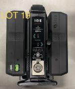 IDX Camera Quick charger with batteries, M: VL-2X, SN: VDXCB91DO460A