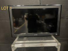 Sony Monitor, M: KDL32L5000, SN: 4173071, 4173070, 8139487