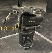 Vinten Head with Adaptor, Vision 250