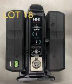 IDX Camera Quick charger with batteries, M: VL-2X, SN: VDXCB91D0498A