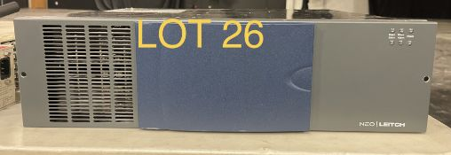 Leitch Input 100-250VAC Video Distribution, M: FR-3923
