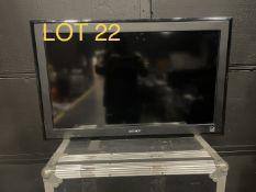 Sony monitors 32 inch, M: KDL32L5000, SN: 4173064