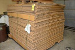 Corrugated Boxes (42-1/4 x 24-3/8 x 29-3/4) 69 Pieces