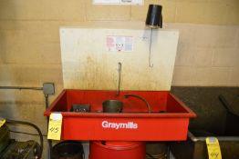 Graymills Wash Tank